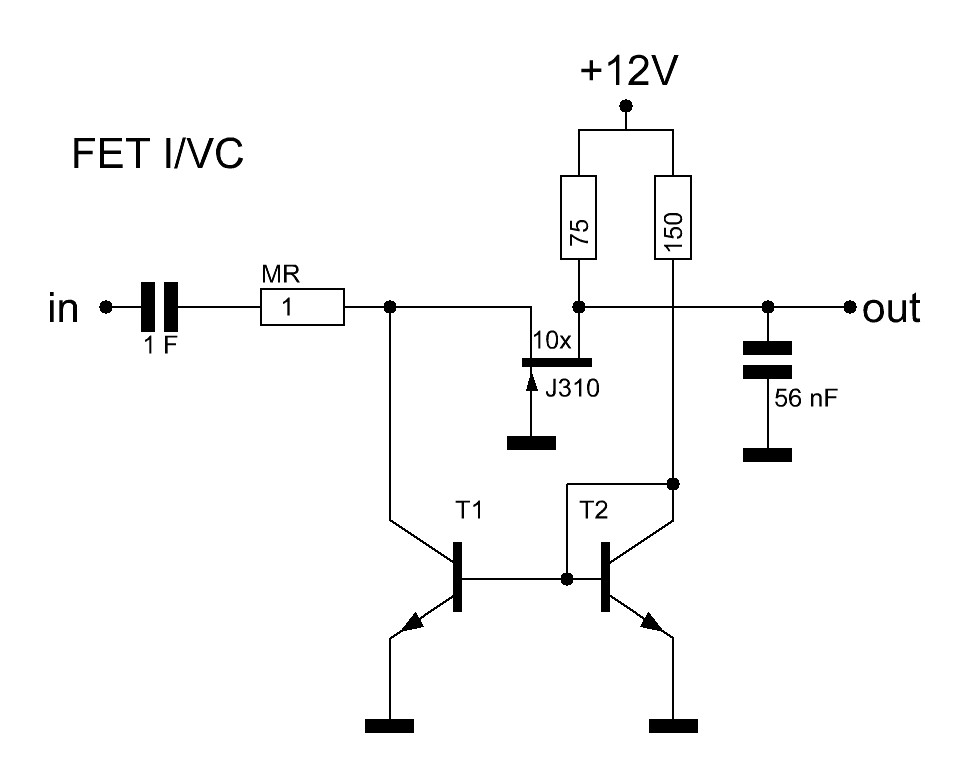 2 3 i  vc with an op amp